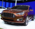 Ford Escort, in premierã la Auto Shanghai 2013