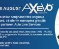 Oferta lunii August 2014: Revizia gratuita