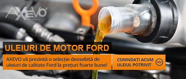 Ofertă specială uleiuri Ford