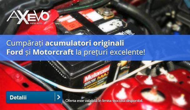 Acumulatori auto Ford